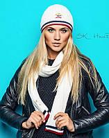 Комплект шарф и шапка | Paul n Shark
