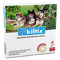 Kiltix (Килтикс) ошейник от блох и клещей  66 см (Bayer)