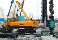 Сваебойные установки Sany SF808 III