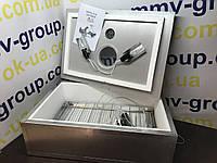 Инкубатор для яиц Наседка ИБ-100 Металл , электромеханический регулятор температуры, мех. переворот, 100 яиц