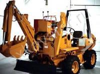 Траншейные экскаваторы и машины (траншеекопатели) Astec RT460