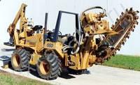 Траншейные экскаваторы и машины (траншеекопатели) Astec RT660