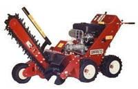 Траншейные экскаваторы и машины (траншеекопатели) Barreto 1624D4