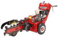 Траншейные экскаваторы и машины (траншеекопатели) Barreto 912HM