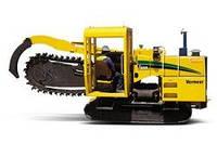 Траншейные экскаваторы и машины (траншеекопатели) Vermeer T 555