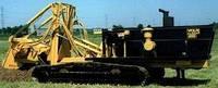 Траншейные экскаваторы и машины (траншеекопатели) Wolfe 8000 C