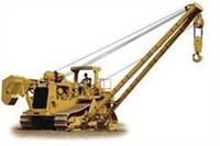 Трубоукладчики Caterpillar 587T