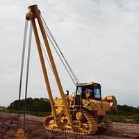 Трубоукладчики Caterpillar 587R