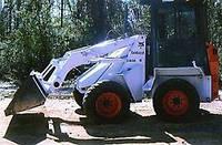 Фронтальные мини-погрузчики Bobcat 2400