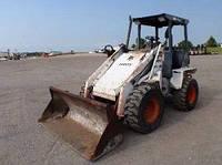 Фронтальные мини-погрузчики Bobcat 2410
