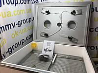 Инкубатор для яиц Наседка ИБ-140, электромеханический регулятор температуры, механический переворот, 140 яиц