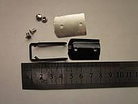 Скоба для поясной сумки, чехла для телефона 38 х 20 мм