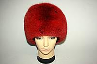 Женская песцовая шапка, натуральная, фото 1