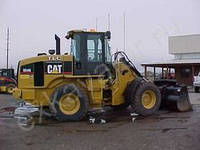 Фронтальные погрузчики (колесные) Caterpillar 924Gz - запчасти
