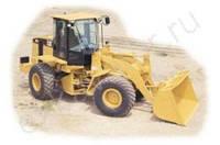 Запчасти к фронтальным погрузчикам   (колесные) Caterpillar 938G II