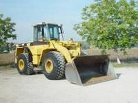 Фронтальные погрузчики (колесные) Caterpillar 950F II - запчасти