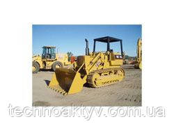 Запчасти к фронтальным погрузчикам   (колесные) Caterpillar 955K