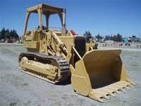Запчасти к фронтальным погрузчикам   (колесные) Caterpillar 955L