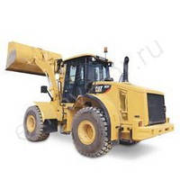 Запчасти к фронтальным погрузчикам   (колесные) Caterpillar 962H, фото 1