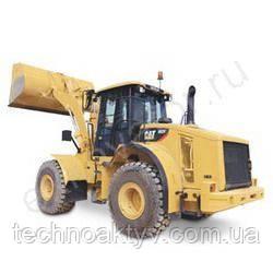 Запчасти к фронтальным погрузчикам   (колесные) Caterpillar 962H