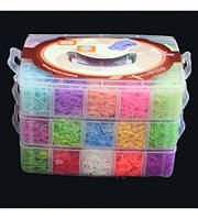 Резинки для плетения  LB-01   . e