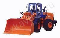 Фронтальные погрузчики (колесные) Hitachi LX 130 - запчасти