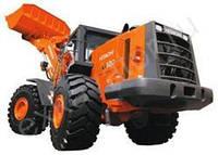 Фронтальные погрузчики (колесные) Hitachi LX 300-7A - запчасти
