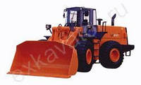 Фронтальные погрузчики (колесные) Hitachi LX 230 - запчасти