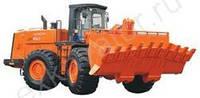 Фронтальные погрузчики (колесные) Hitachi LX 450-7 - запчасти