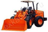 Фронтальные погрузчики (колесные) Hitachi LX70-7 - запчасти