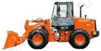 Фронтальные погрузчики (колесные) Hitachi LX80-7 - запчасти
