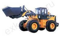 Фронтальные погрузчики (колесные) Jingong ZL 50D