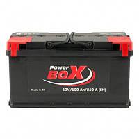 Аккумулятор Power Box 100 Аh 12V Euro (0)