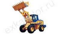 Фронтальные погрузчики (колесные) Lonking CDM835