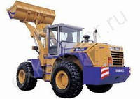 Фронтальные погрузчики (колесные) Lonking CDM856