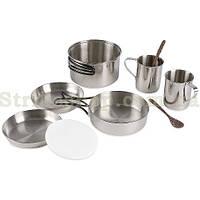 Набор алюминиевой посуды PICNIC