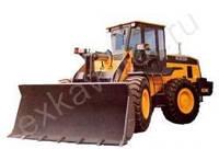 Фронтальные погрузчики (колесные) XCMG LW420F - запчасти
