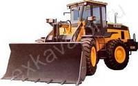 Фронтальные погрузчики (колесные) XCMG LW321F - запчасти