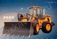 Фронтальные погрузчики (колесные) XCMG LW421F - запчасти