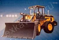 Фронтальные погрузчики (колесные) XCMG LW541F