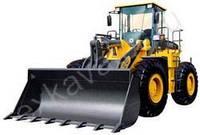 Фронтальные погрузчики (колесные) XCMG ZL50G - запчасти