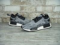 Мужские кроссовки Adidas NDM R1 Gray