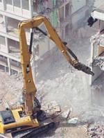 Экскаваторы и машины для демонтажных работ Caterpillar 345C UHD