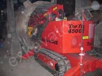 Экскаваторы и машины для демонтажных работ TopTec 4500 - запчасти