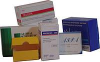 Коробки для фармацевтики