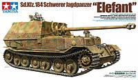 Sd.Kfz.184 Schwerer Jagdpanzer 'ELEFANT' 1/35 TAMIYA 35325