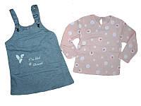 Комплект-двойка для девочки, размеры ,3, лет, GRACE, арт. G70596