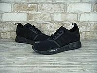 Мужские кроссовки Adidas NMD Runner All Black