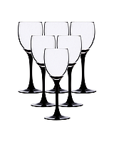 Luminarc Domino Набор бокалов для вина 6*190 мл