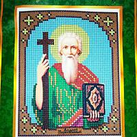 """Набор для вышивания бисером               """"Св. Андрей"""""""